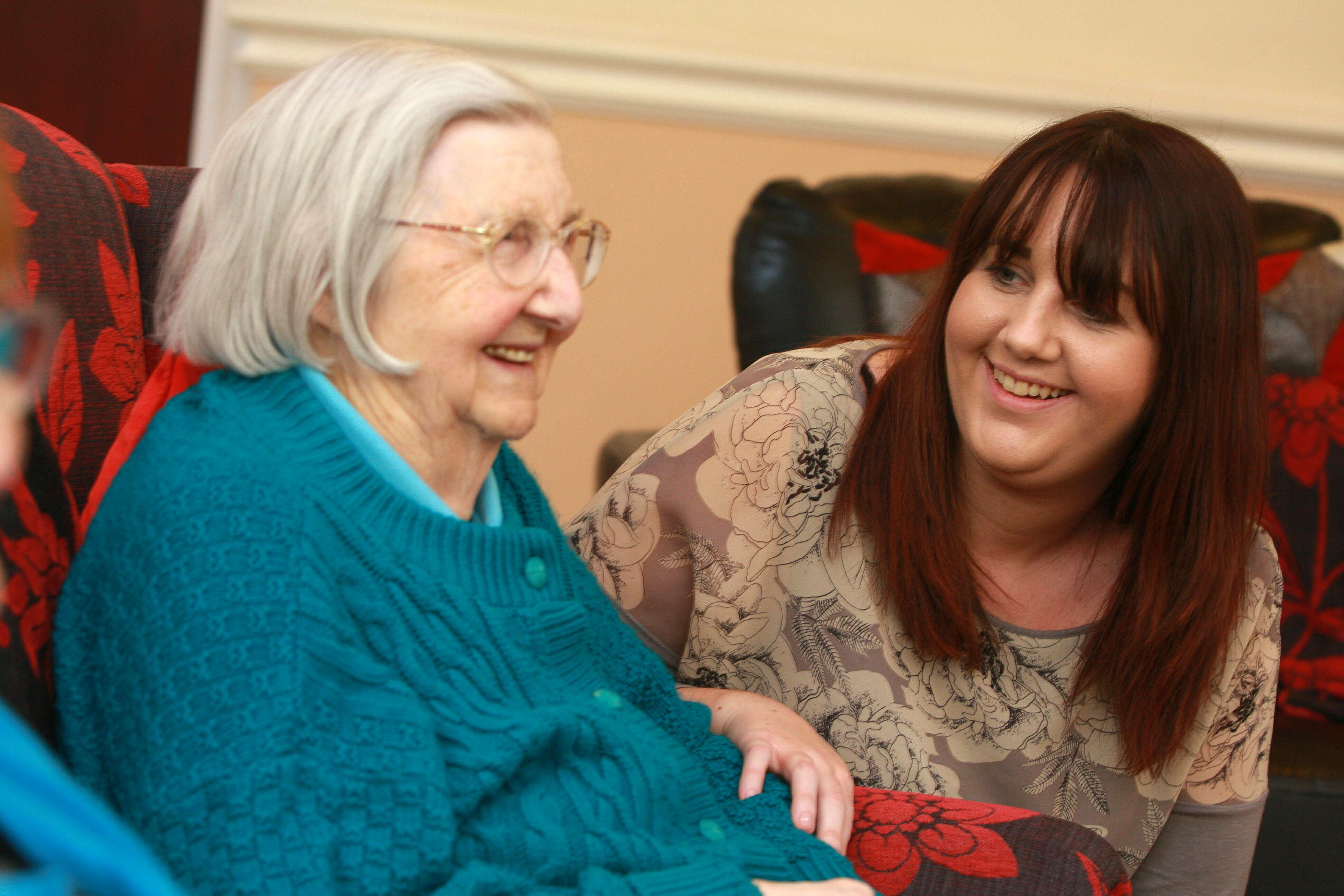 Homes for older people